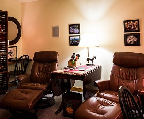 Home media room