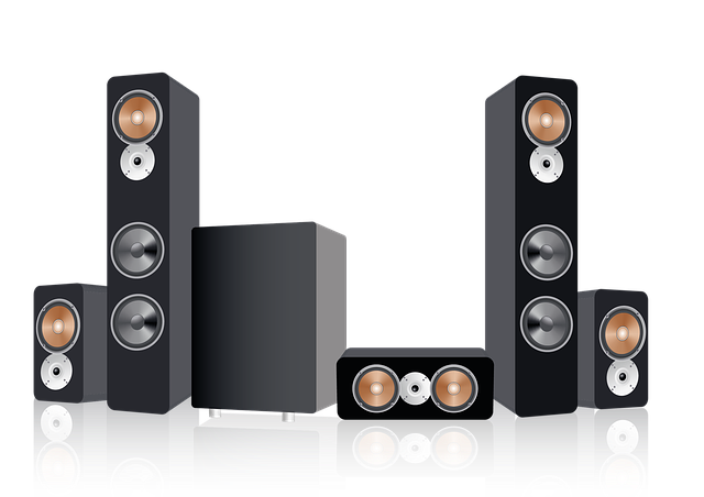 Surround sound in your home media room