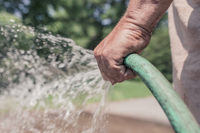 Watering your foundation of your home